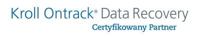 Logo - Certyfikowany Partner Kroll Ontract