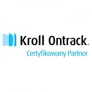 Logo - Certyfikowany Partner Kroll Ontrack