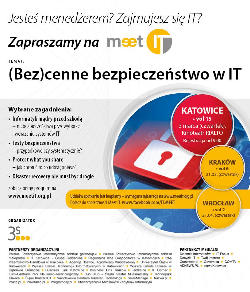 Zaproszenie na MeetIT